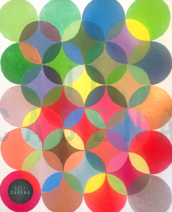 circles painting_cropped red base