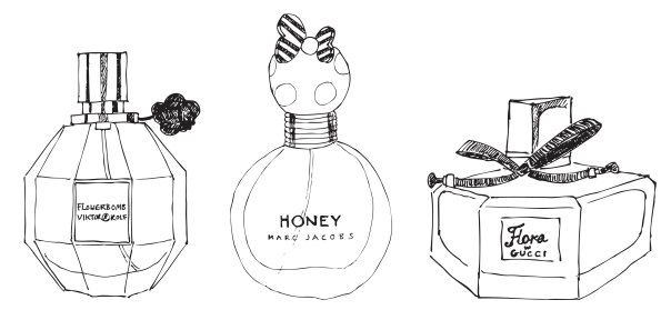 3 Perfumes by Lli Cabena